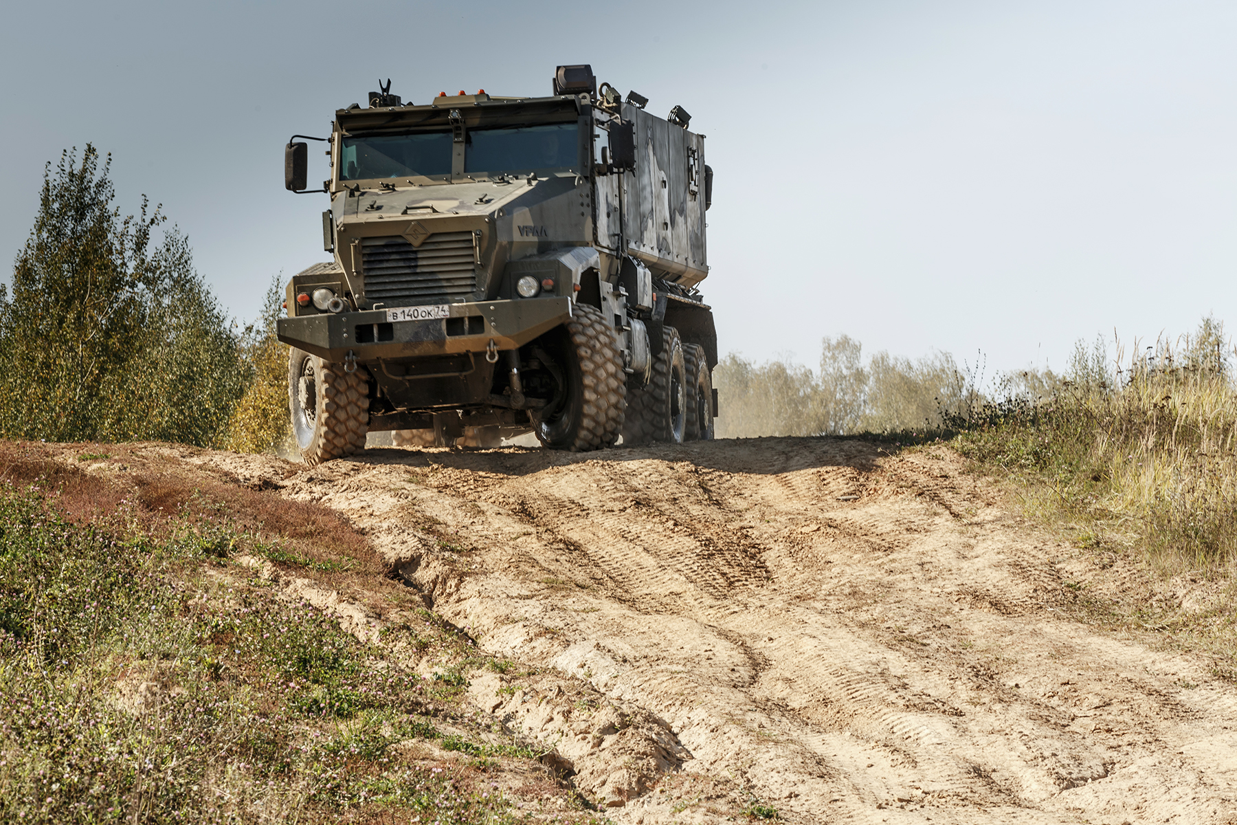 Typhoon MRAP family vechiles - Page 6 RCgyo