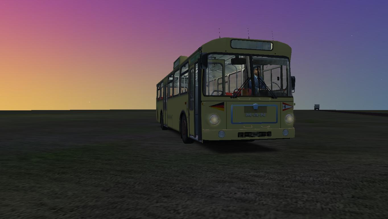 MAN SL200 U0F3O