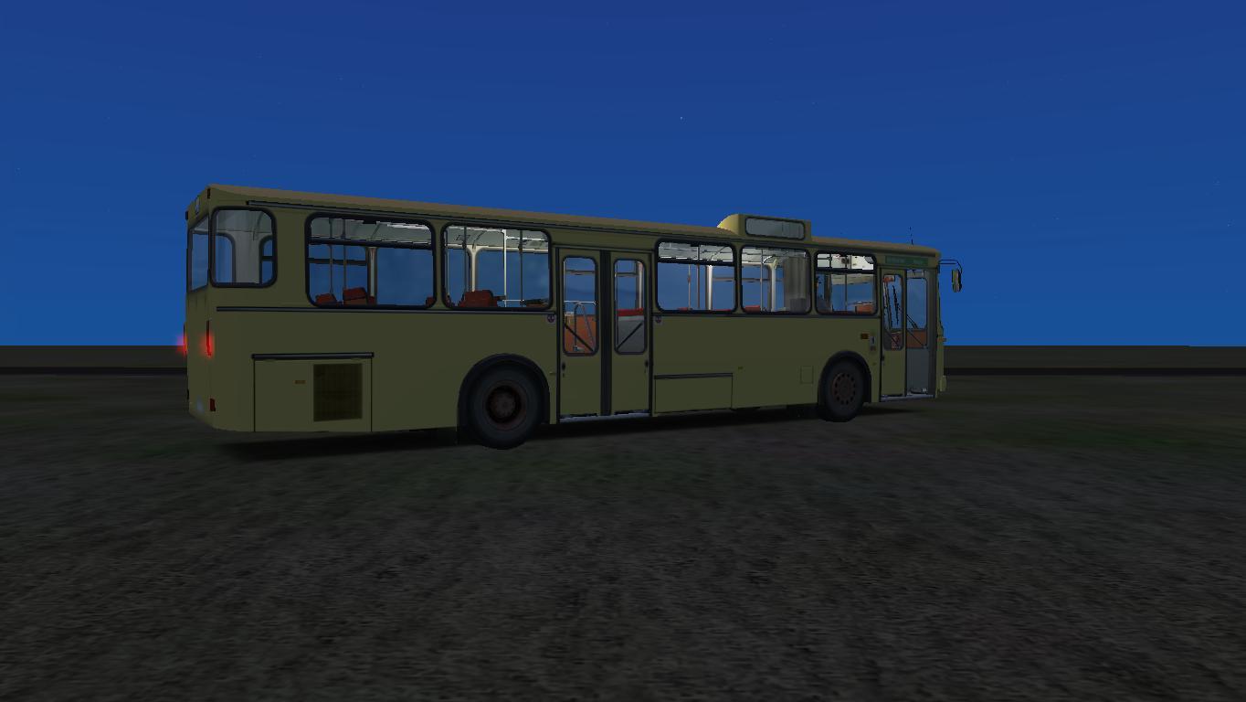 MAN SL200 DH36A