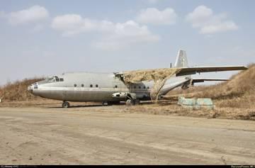 Ан-12ПС - поисково-спасательный самолет 0olci