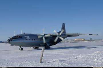 Ан-12ПС - поисково-спасательный самолет 3PQwL