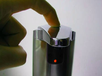 TinyDeal: Автоматический дозатор для жидкого мыла