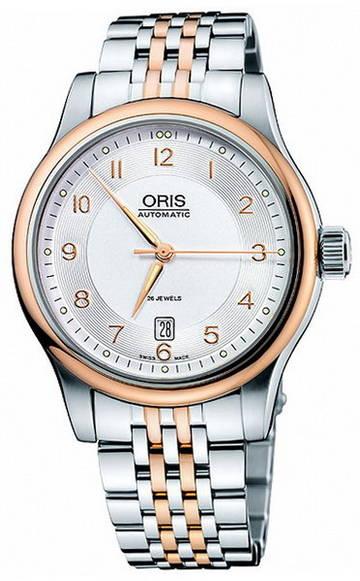 швейцарские часы Oris