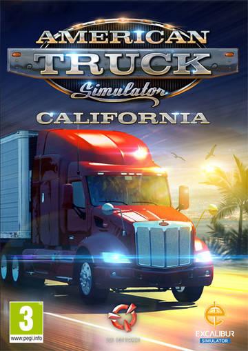 American Truck Simulator [v 1.30.0.1s + 16 DLC] (2016) [RUS|MULTi] RePack от xatab