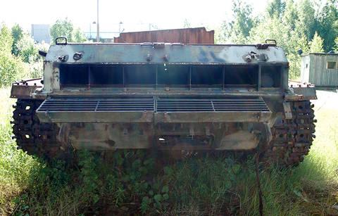 «Объект 477», «Объект 477А» - основной боевой танк (ОКР «Боксёр» / «Молот»). P69gu