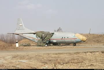 Ан-12ПС - поисково-спасательный самолет QjVKG
