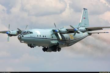Ан-12ПС - поисково-спасательный самолет HwmLl