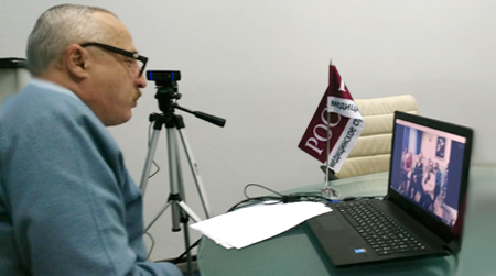 Эксперты РОСНО-МС используют технологию Skype для информирования гражд