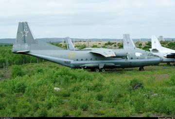 Ан-12ПС - поисково-спасательный самолет Mdvkt