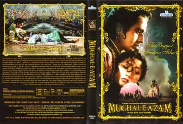Mughal-e-Azam / Великий Могол (К. Азиф / K. Asif) [1960 г., / 2005 г. - color исторический, драма, мелодрама, эпик, DVDRip]