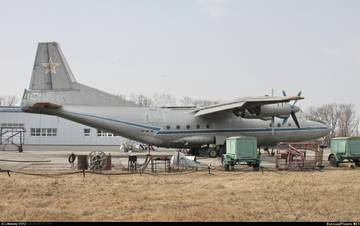 Ан-12ПС - поисково-спасательный самолет ZCikO