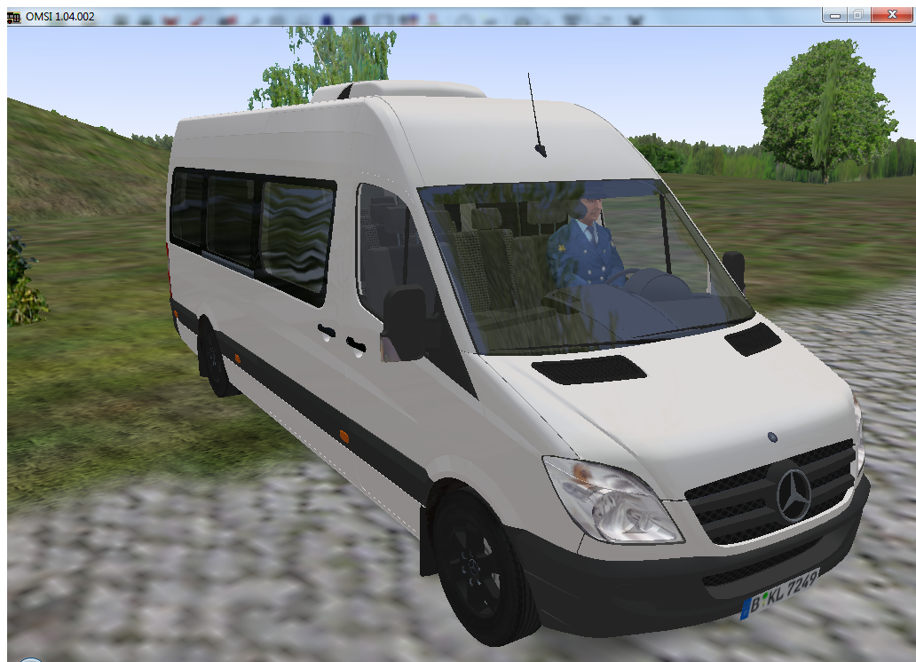 Mercedes Sprinter 313 WlxUr