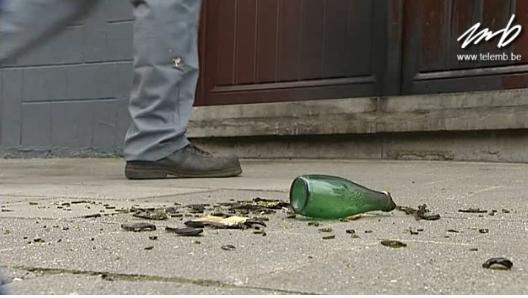 """Бельгия: неизвестный бросил """"коктейль Молотова"""" в мечеть"""