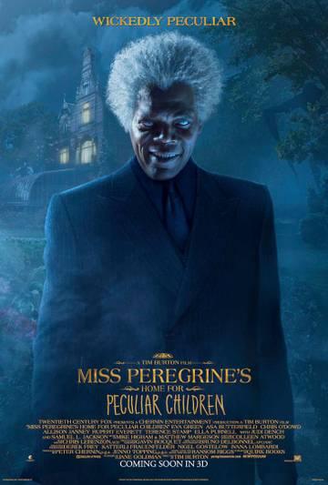 Дом странных детей Мисс Перегрин Miss Peregrine's Home for Peculiar Ch