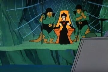 Подборка образа Арахны(образ коллективного разума цив.пауков)в фильмах