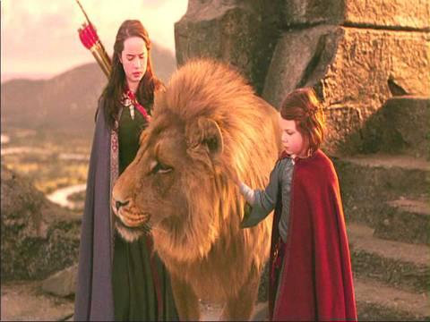 Хроники Нарнии: Лев, колдунья и волшебный шкаф